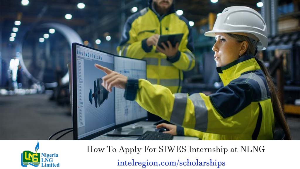 How To Apply for SIWES Internship at NLNG