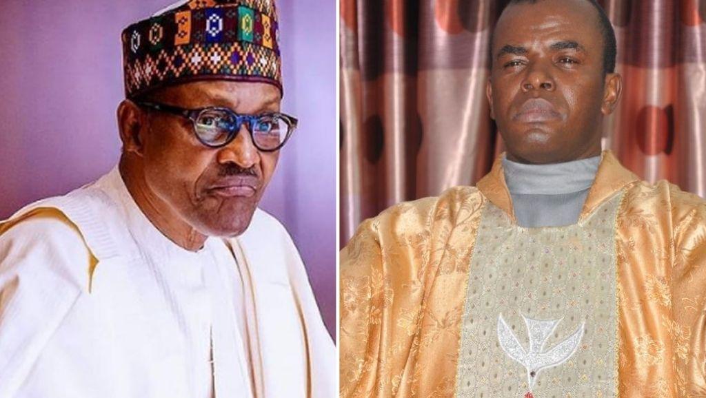 Buhari and Father Mbaka