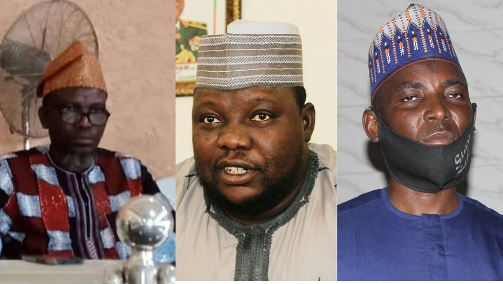 MSSN National & zonal leaders