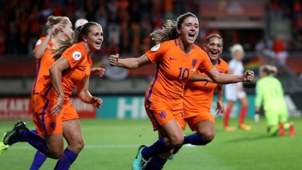 Netherlands Women Football