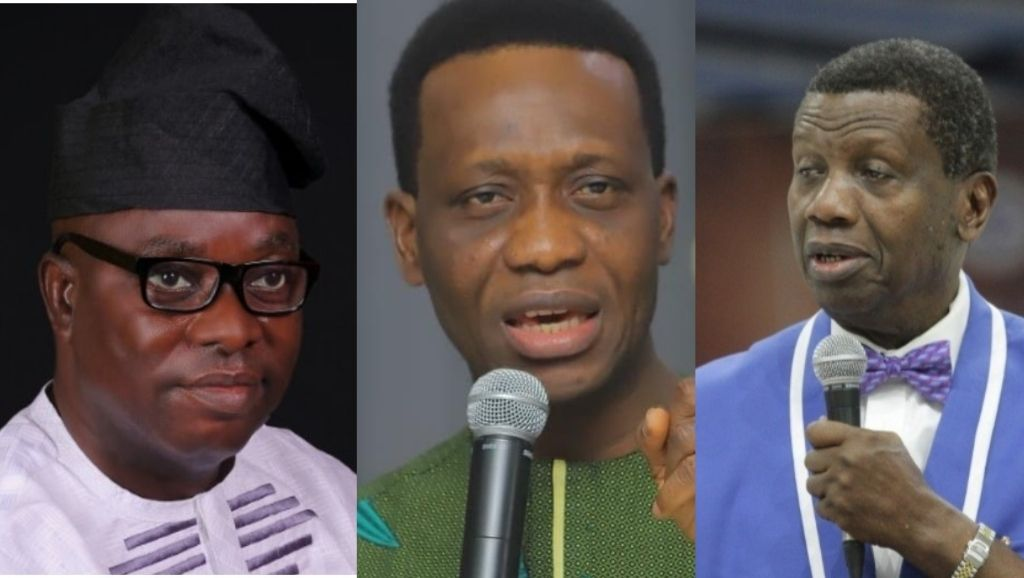 Pastor Adeboye and Son's Death