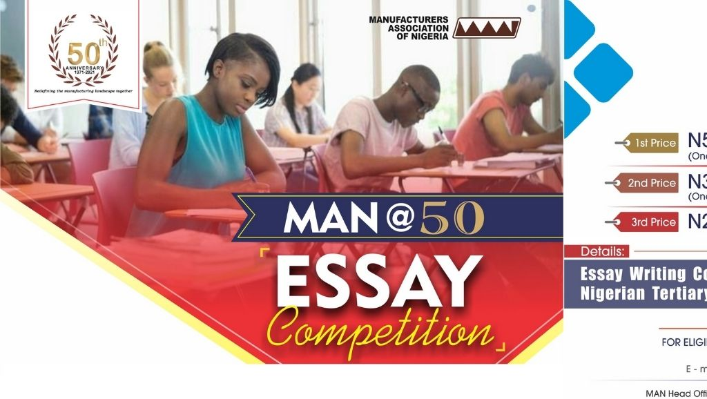 MAN@50 Essay Competition