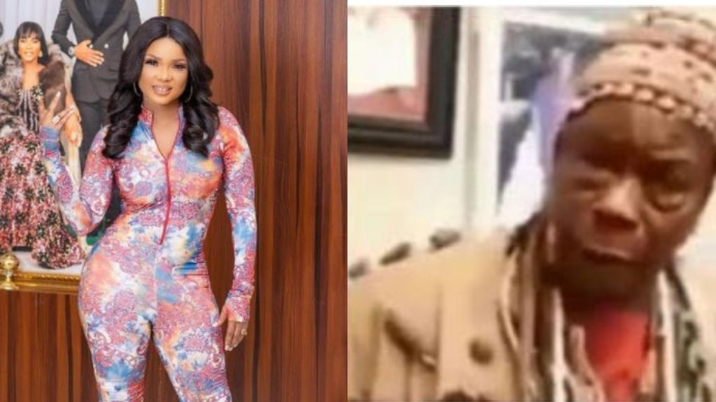 Iyabo Ojo reacts to the demise of herbalist who wished her dead
