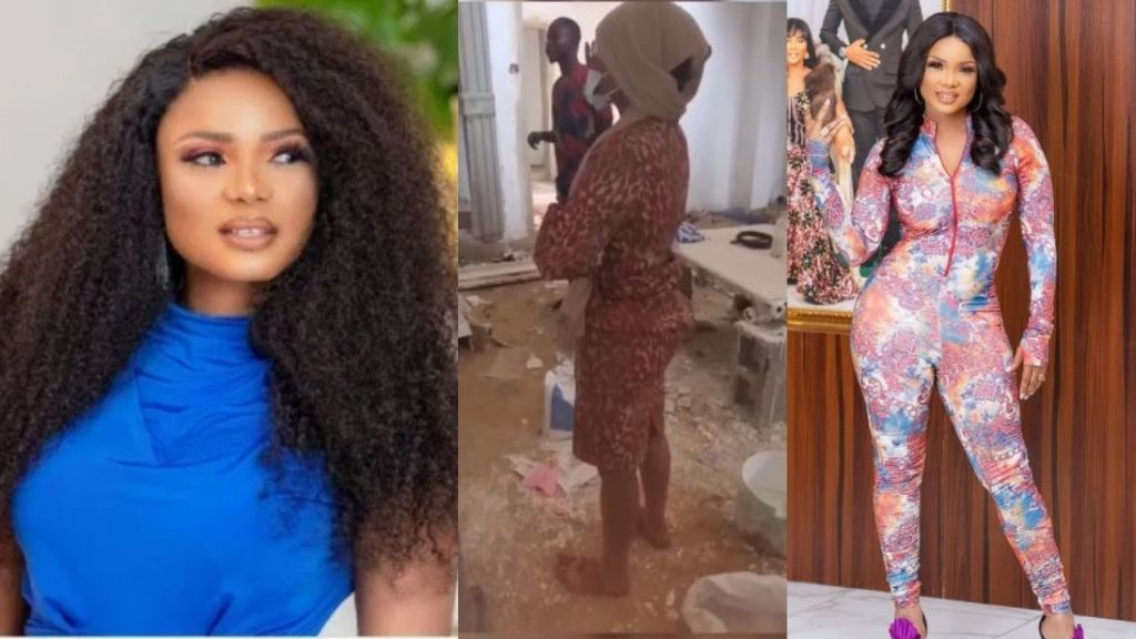 Jubilation as actress, Iyabo Ojo unveils her new business (Video)