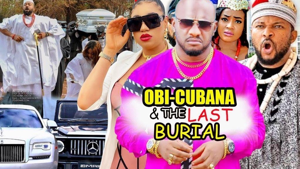 Obi Cubana and the last burial