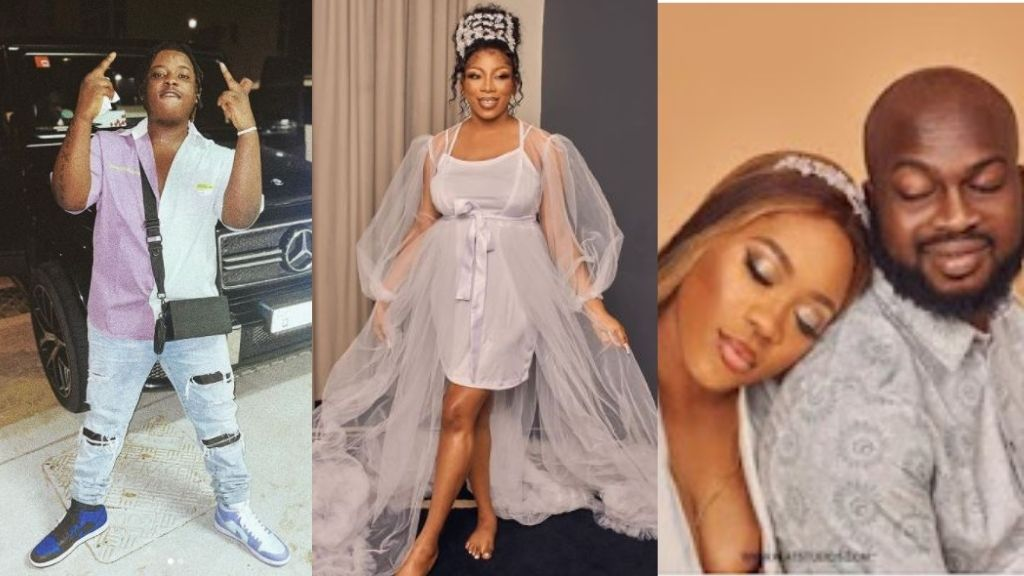 Singer, aBarry Jhay reacts to video vixen, Bolanle's marriage crash
