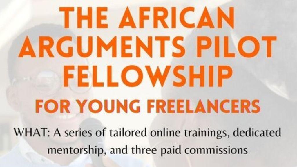 African Arguments Pilot Fellowship