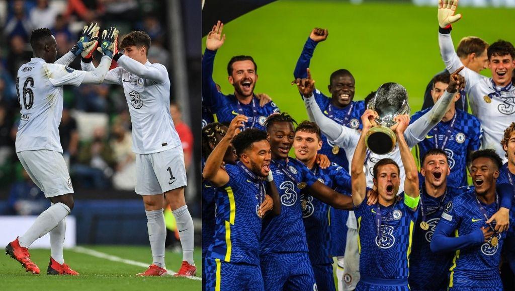 Chelsea wins UEFA Super Cup