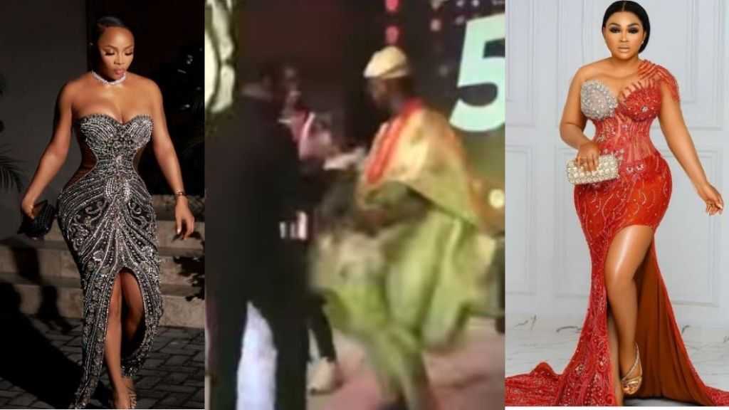 Ini Edo, Mercy Aigbe, King Sunny Ade, RMD, Toke Makinwa, and others storm AY comedian 50th birthday party