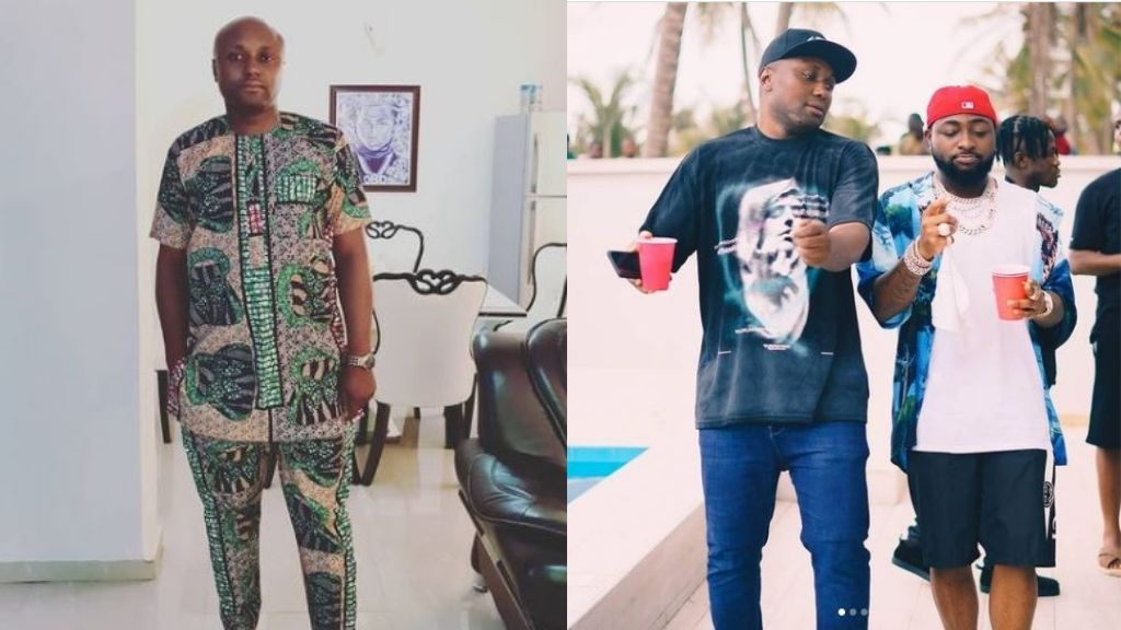 _Isreal DMW breaks silence amid imminent sack from Davido