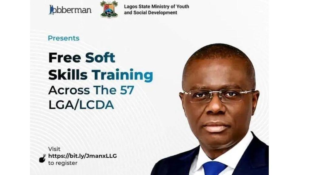 Lagos State Government Soft Skills Training