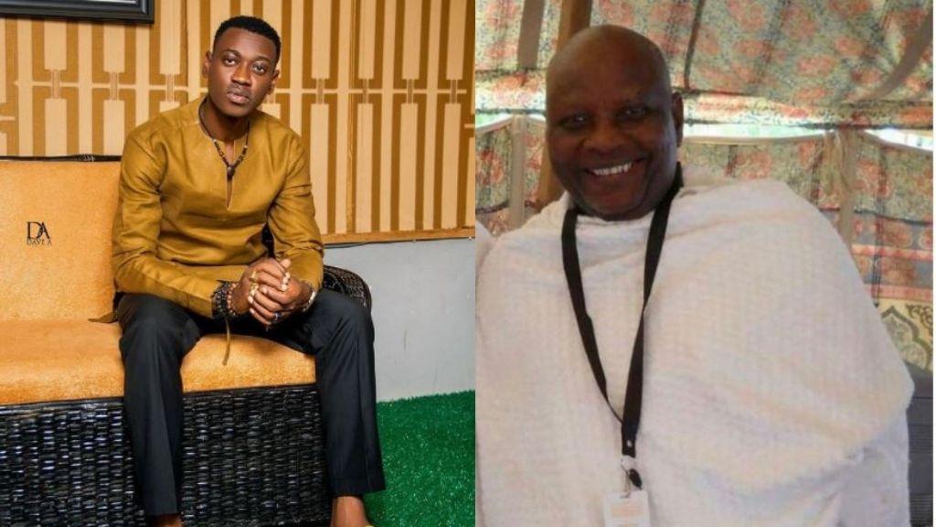Lateef Adedimeji celebrates his father as he clocks a new age