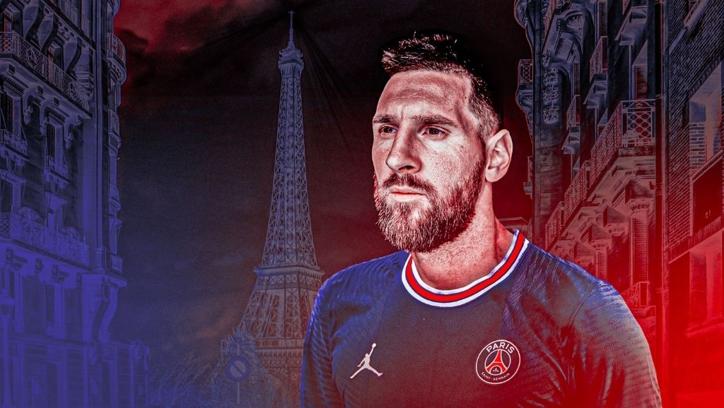 Messi joins PSG