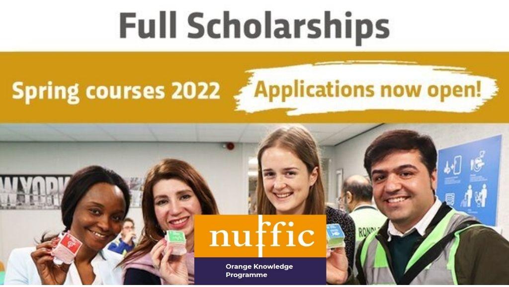 Nuffic scholarship