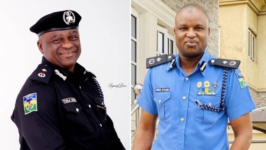 Tunji Disu replaces Abba Kyari