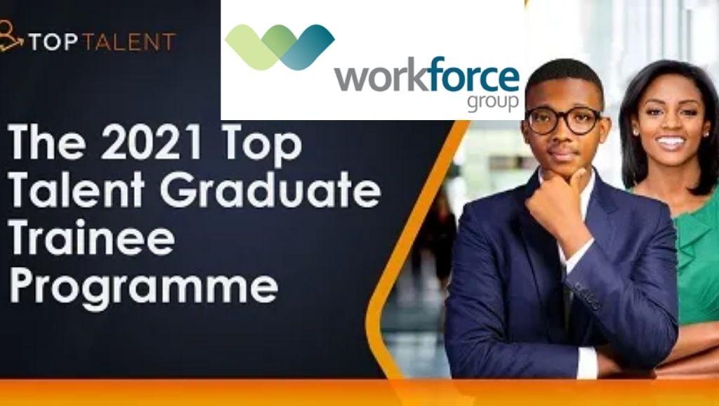 Workforce Group Top Talent Graduate Trainee Program