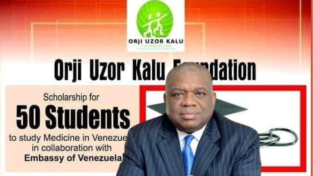 orji uzor kalu foundation scholarship