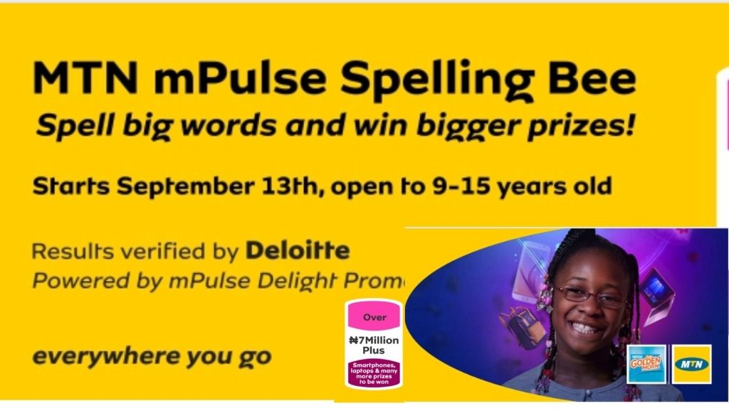 MTN mPulse Spelling Bee Competition