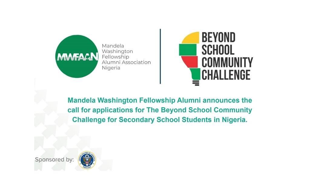 Mandela Washington Beyond School Community Challenge