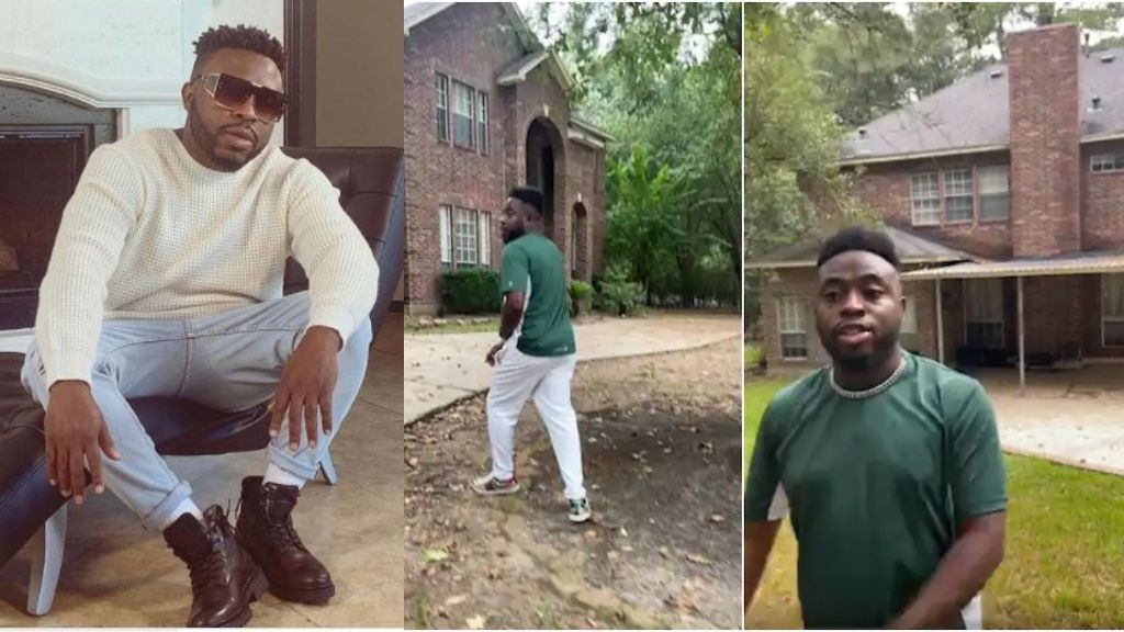 Samklef flaunts his first property in America