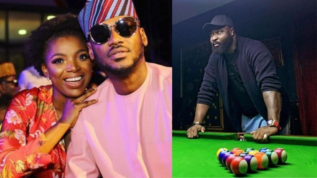 Singer, Harrysong reacts to Annie and 2face Idibia's saga