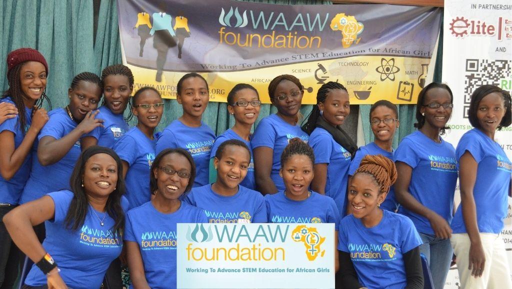 WAAW Foundation Annual Scholarship