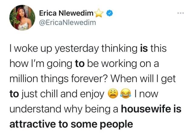 Erica post